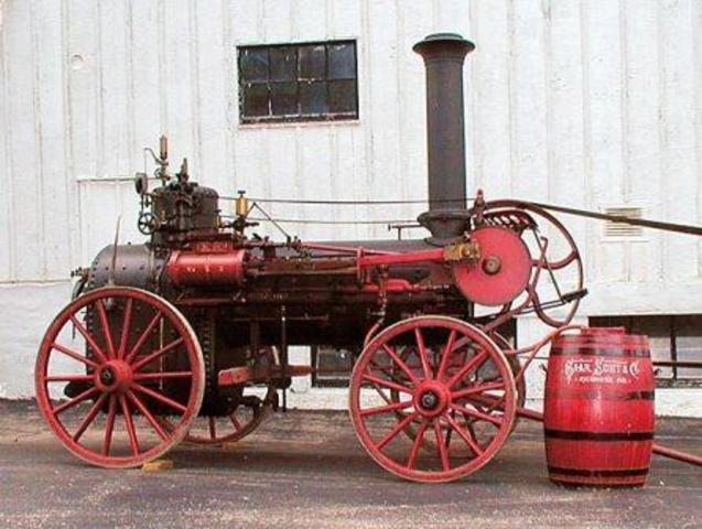 The Steam Engine - Part I