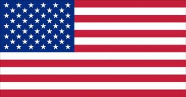 orientación en el mundo: Estados Unidos