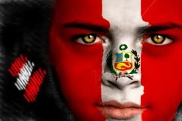 Independencia del Perú.