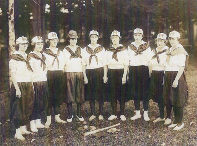 1890: Bloomer Girls Part 1