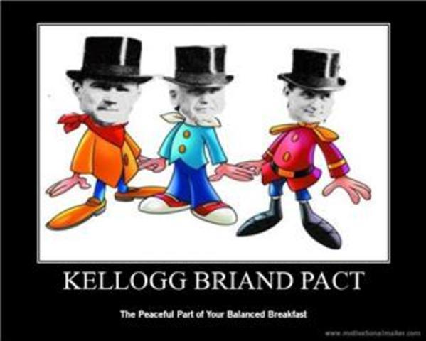 Kellogg-Briand Pact