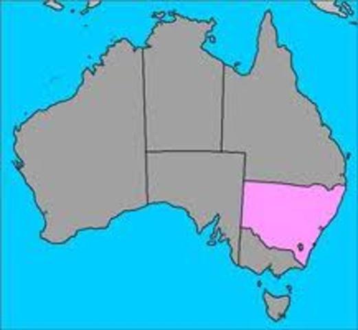 W.A. Grundy - New South Wales, Australia