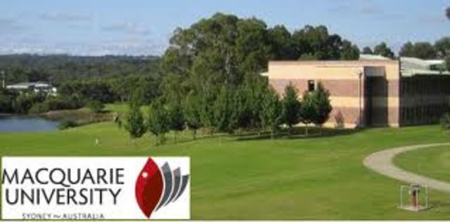 Macquarie University - Sydney, Australia
