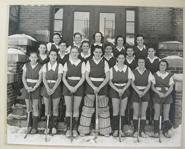 1901:Women Introduced to Field Hockey Part 1
