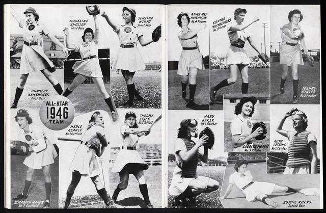 1943:All-American Girls Baseball League Part 1