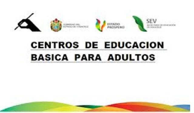 Centros de Educación Básica de Adultos (CEBA) - México