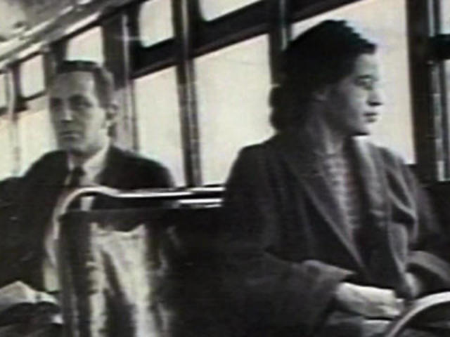 Rosa Parks and the Buses
