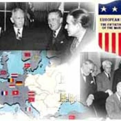 The Cold War Era / 1950s timeline