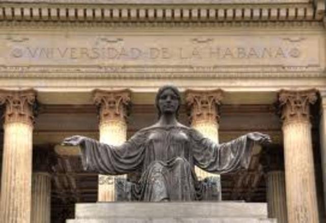 Universidad de La Habana - Facultad de Enseñanza Dirigida