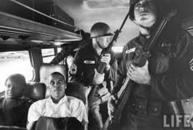 Freedom Riders in Birmingham