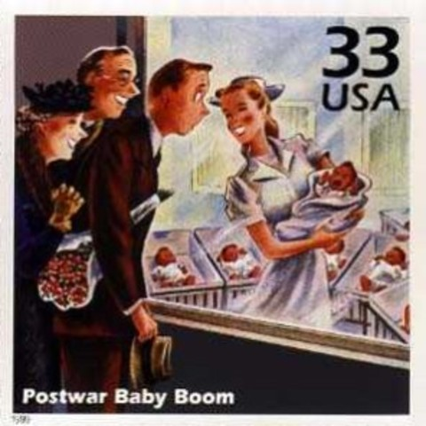 Baby Boom, Levittowns, and the Middle class
