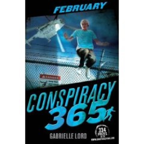Conspiracy 365-February by Gabrielle Lord