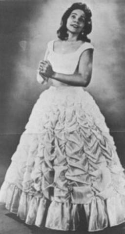 Coretta Scott Is Born