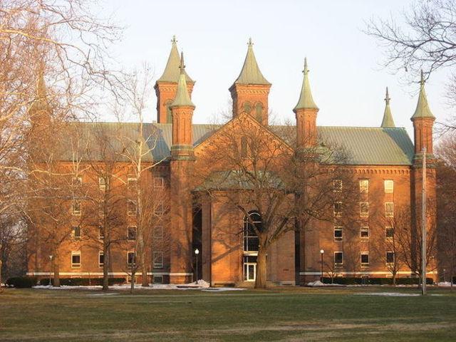 Coretta Scott Enrolls in College