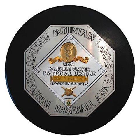 Jackie Robinson wins award