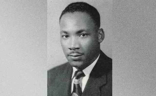 Martin Luther King, Jr. attends college at Morehouse College.