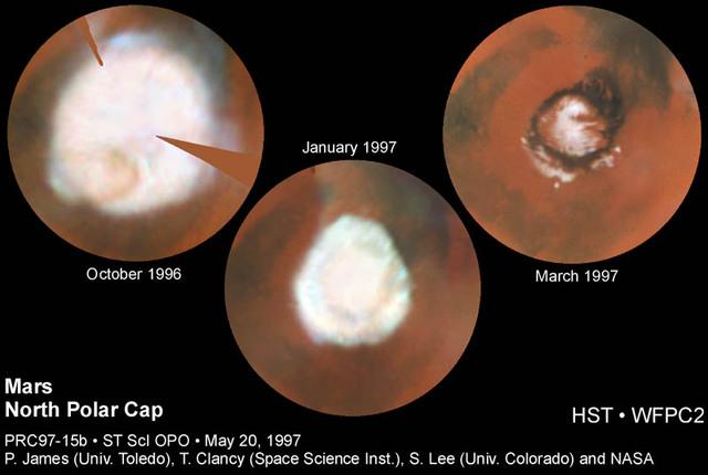 Mars is Hotter
