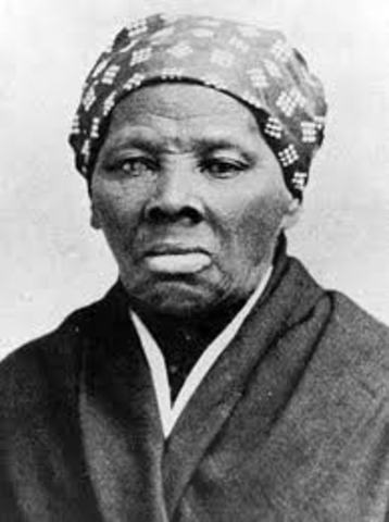 Harriet Tubman (Underground Railroad)