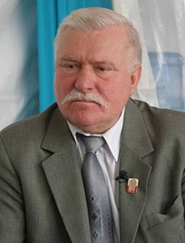 Lech Walesa and the Solidarity Movement in Poland