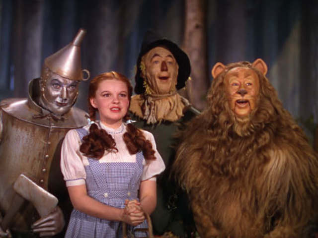 The film The Wizard of Oz begins its run on cable TV, which continues to this day