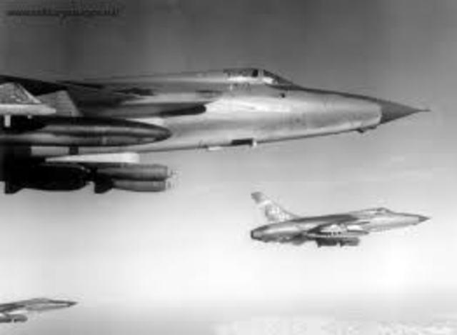 Decreasing North Vietnamese Jets