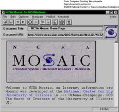 Internet Mosaic