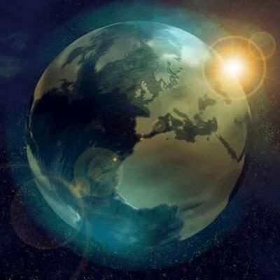 Теории возникновения жизни на Земле. timeline