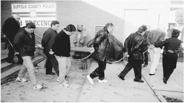 Nixon's Organized Crime Control Act