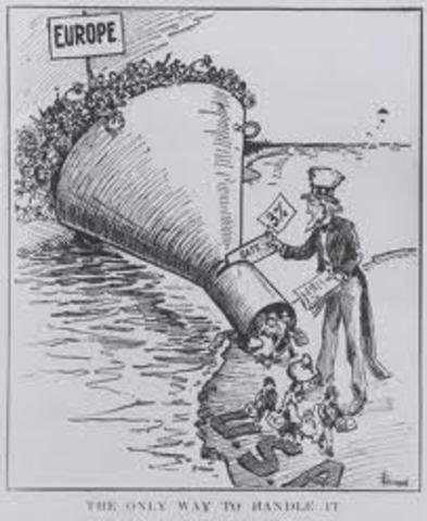Quota Act of 1921