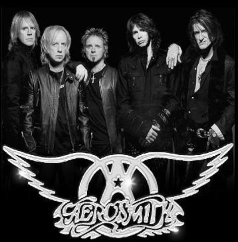 Aerosmith is made