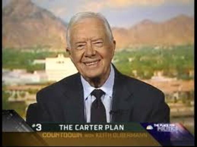 Carter's Economic Stimulus Package