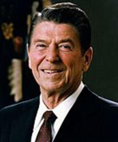 Election of 1980: Carter (D) V. Reagan (R)