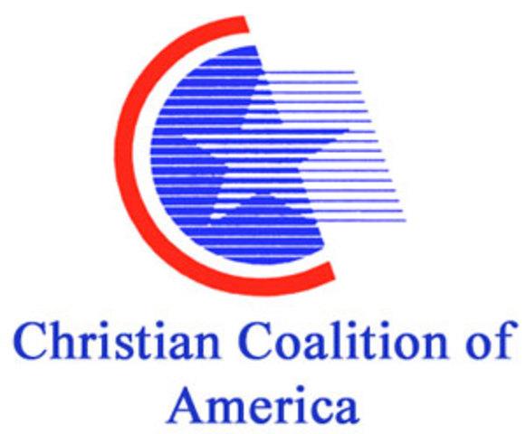 Moral Majority/ Christian Coalition