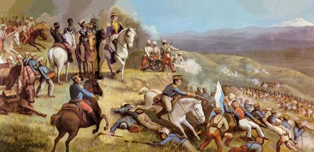 Guerra de la independencia de Ecuador