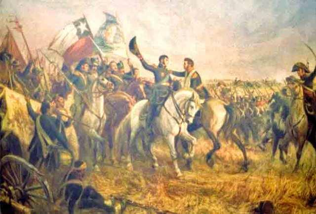 Guerra de la independencia de Chile