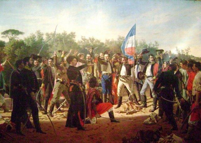 Guerra de la independencia de Uruguay