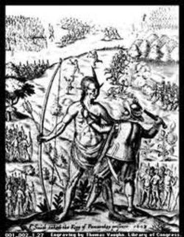 First Anglo- Powhatan War (part 2)