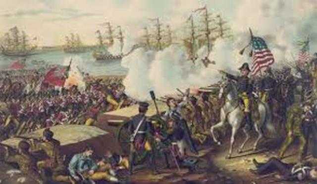 War of 1812 Begins (part 1)
