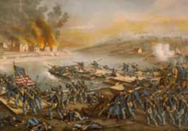 Civil war begins (part1)