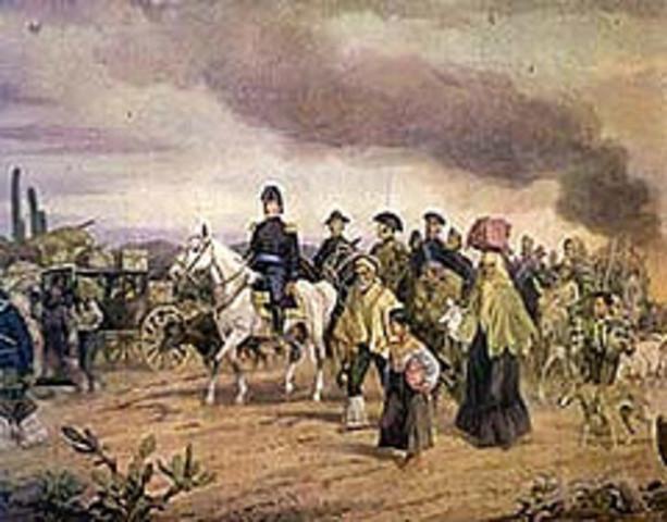 Guerra de la independencia de Argentina
