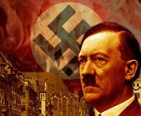 Hitler får magten