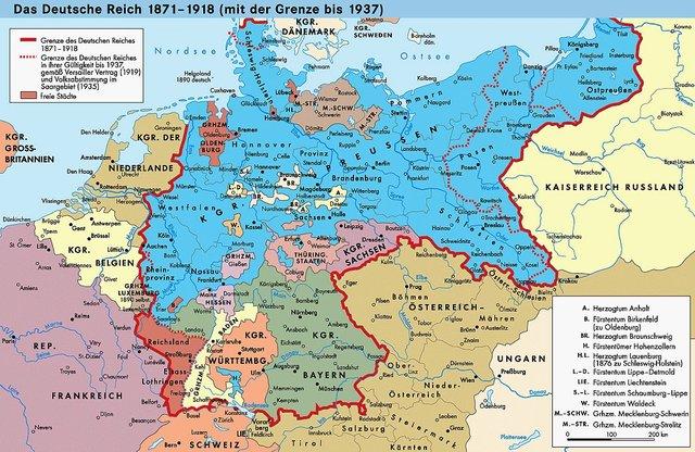 Tyskland samles
