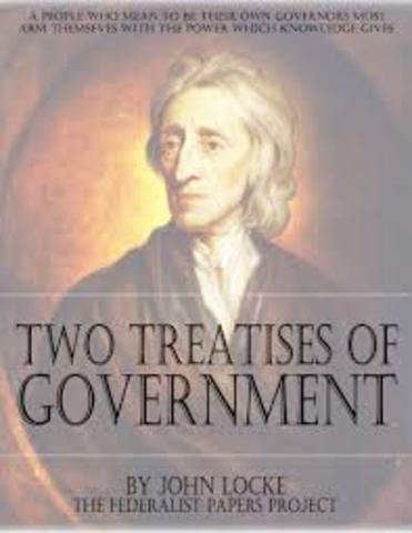 John Locke's Two Treatises of Government-Part 1