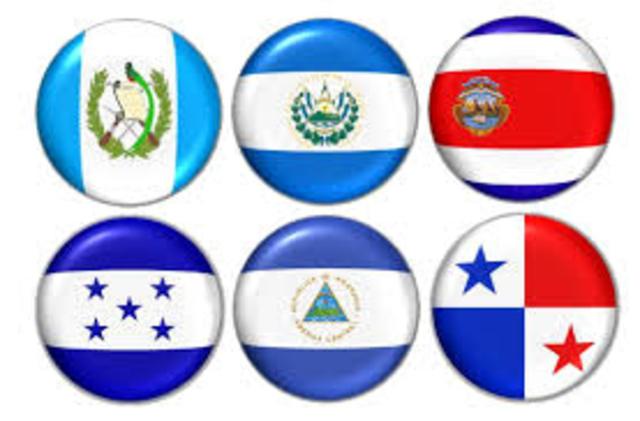 Independencia de Centroamérica.