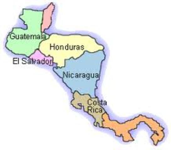 Declaración de Independencia absoluta de Centroamérica.