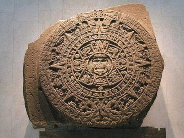 The Mayan calendar reaches the end of its current cycle.