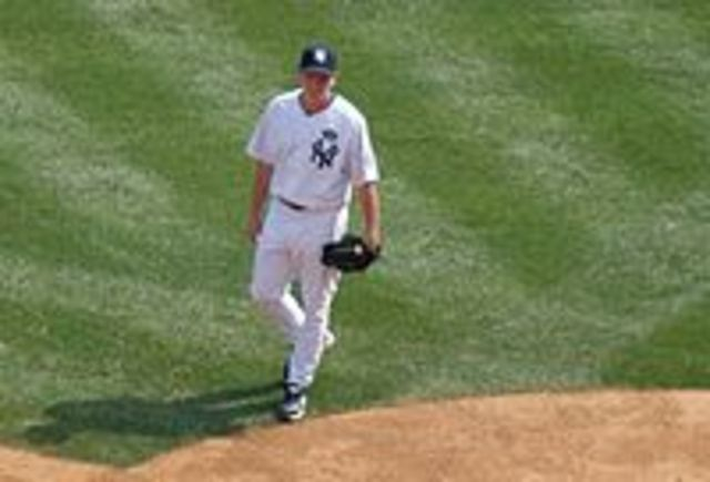 David Cone pitches a perfect game.