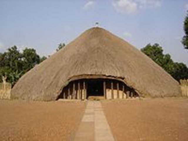 The Kasubi Tombs, Uganda's only cultural World Heritage Site, are destroyed by fire.