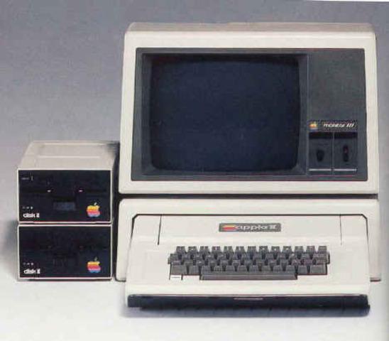 Apple II/TRS-80