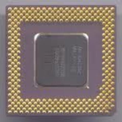 Procesador Pentium 100 MHz
